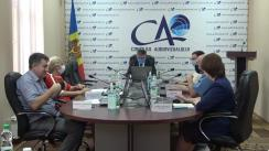 Ședința Consiliului Audiovizualului din 3 septembrie 2020