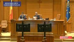 Ședința în plen a Camerei Deputaților României din 2 septembrie 2020