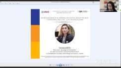 """Conferința națională a organizațiilor societății civile """"Reziliența în timpuri de criză"""". Prezentarea nr. 1. Datele deschise și elaborarea de politici bazate pe date"""