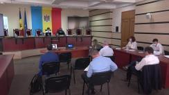 Ședința Comisiei Electorale Centrale din 3 septembrie 2020