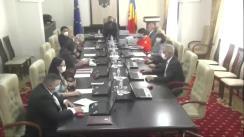 Ședința Consiliului Superior al Magistraturii din 8 septembrie 2020