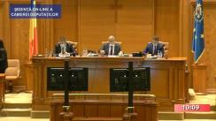 Ședința în plen a Camerei Deputaților României din 8 septembrie 2020