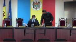 Tragerea la sorți în vederea stabilirii ordinii înscrierii în buletinul de vot pentru alegerile Președintelui Republicii Moldova
