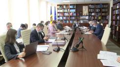 Ședința Comisiei economie, buget și finanțe din 8 septembrie 2020