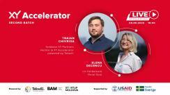 XY Accelerator: De ce să avem curaj să creăm un startup. Interviu cu Elena Decencu, co-fondatoare Floral Soul