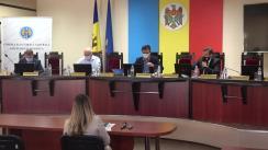 Ședința Comisiei Electorale Centrale din 9 septembrie 2020