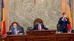 Sesiune solemnă a Senatului consacrată marcării a 30 de ani de existență postdecembristă a Senatului