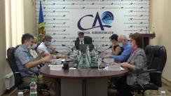 Ședința Consiliului Audiovizualului din 11 septembrie 2020