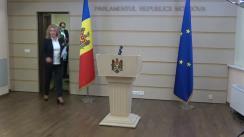 Declarația fracțiunii Partidului ȘOR în timpul ședinței Parlamentului Republicii Moldova din 10 septembrie 2020