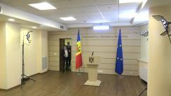 Declarațiile lui Sergiu Litvinenco și Igor Grosu în timpul ședinței Parlamentului Republicii Moldova din 10 septembrie 2020