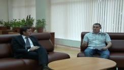 Ședința de dialoguri ThinkMoldova. Invitat - secretarul Comisiei Electorale Centrale, Iurie Ciocan