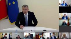 Ședința Guvernului Republicii Moldova din 10 septembrie 2020