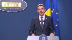 Declarații de presă după ședința Guvernului României din 10 septembrie 2020