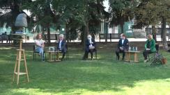 """Evenimentul de prezentare a conceptului compoziției sculpturale """"Cușma lui Guguță"""""""