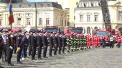 Eveniment dedicat Zilei Pompierilor Români