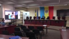 Ședința Comisiei Electorale Centrale din 14 septembrie 2020