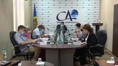 Ședința Consiliului Audiovizualului din 17 septembrie 2020