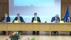Semnarea contractului tronsonului 4 Drum Expres Pitești - Craiova