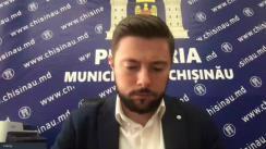 """EU Debates Cafe organizat de Institutul pentru Politici și Reforme Europene cu tema """"Mobilitatea urbană: intervențiile prioritare în politicile de transport din mun. Chișinău"""""""