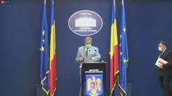Declarații de presă referitoare la măsurile de sănătate publică ce trebuie respectate în ziua alegerilor locale din 27 septembrie