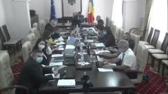 Ședința Consiliului Superior al Magistraturii din 22 septembrie 2020