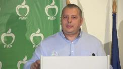 Conferință de presă susținută de Organizația PMP Sector 6