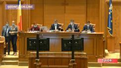 Ședința comună a Camerei Deputaților și Senatului României din 22 septembrie 2020