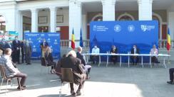 Semnarea Contractului pentru proiectarea și execuția secțiunii 3A2 și 3B1, cuprinsă între Nădășelu – Mihăești – Zimbor, cu o lungime de 30,06 km