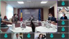 Ședința Comisiei de control al finanțelor publice din 22 septembrie 2020