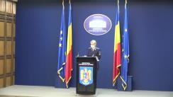 Declarație de presă susținută de purtătorul de cuvânt al Ministerului Afacerilor Interne, comisar-șef de poliție Monica Dajbog, privind stadiul pregătirii alegerilor