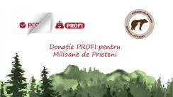 """Evenimentul """"Donație Profi pentru Milioane de Prieteni"""""""