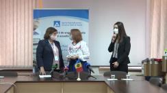 Evenimentul de transmitere către ANOFM a echipamentului care va contribui la prestarea calitativă a serviciilor de ghidare în carieră