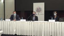Conferință de presă susținută de observatorii de la Biroul OSCE pentru Instituții Democratice și Drepturile Omului cu privire la deschiderea misiunii de observare a alegerilor prezidențiale din Republica Moldova