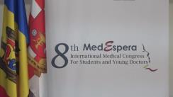 Ceremonia de premiere și închidere a Congresului MedEspera 2020, ediția a VIII-a a Congresului internațional medical al studenților și tinerilor medici