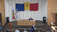 Ședința Consiliului Municipal Chișinău din 24 septembrie 2020
