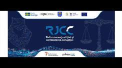 """Forumul """"Reformarea justiției și combaterea corupției"""", ziua 2"""