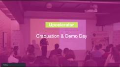 Upcelerator Graduation and Demo Day