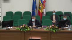 """Conferința științifică dedicată aniversării de 75 de ani de la fondarea USMF """"Nicolae Testemițanu"""" cu tema """"Managementul sănătății publice: realizări, provocări și perspective"""", ziua 3"""