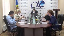 Ședința Consiliului Audiovizualului din 1 octombrie 2020
