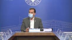 Ședința Guvernului României din 1 octombrie 2020