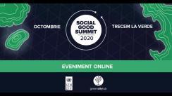 """Evenimentul """"Social Good Summit 2020"""""""