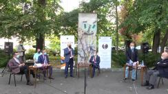 """Evenimentul organizat de Institutul de Științe Politice și Relații Internaționale """"Ion I.C. Bratianu"""" intitulat: """"Lansarea Enciclopediei Mării Negre - o premieră la nivel mondial"""""""