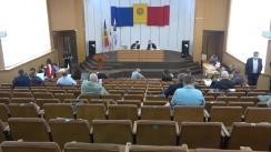Ședința Consiliului Municipal Chișinău din 6 octombrie 2020
