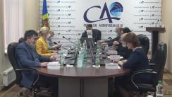 Ședința Consiliului Audiovizualului din 8 octombrie 2020