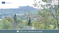 """Evenimentul online """"LIVE din Casa Mare în satul Chișcăreni din raionul Sîngerei. Grupul de Acțiune Locală """"Hora Ciulucului"""""""