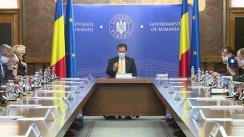 Ședința Guvernului României din 8 octombrie 2020
