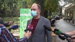 Declarații de presă susținute de Primarul Municipiului Chișinău, Ion Ceban