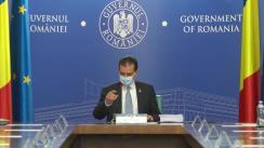 Ședința Guvernului României din 14 octombrie 2020
