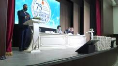 """Ședința solemnă a Senatului a Universității de Stat de Medicină și Farmacie """"Nicolae Testemițanu"""" din Republica Moldova și Gala Laureaților"""