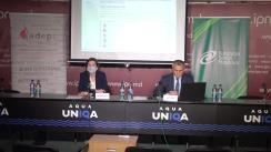 """Conferința de presă organizată de Asociația pentru Democrație Participativă ADEPT cu tema """"Alegerile prezidențiale 2020: candidați, cheltuieli din campanie și votarea peste hotare"""""""